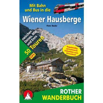 Mit Bahn und Bus in die Wiener Hausberge. Foto: Rother Verlag
