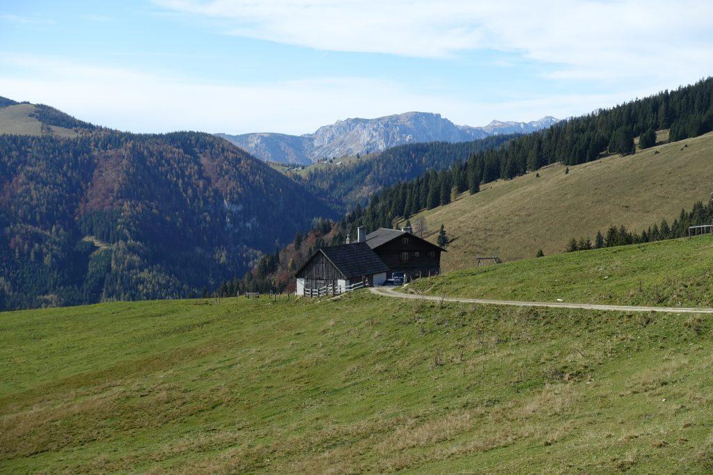 Alpengasthof Turnauer Alm. Foto: Martin Heppner
