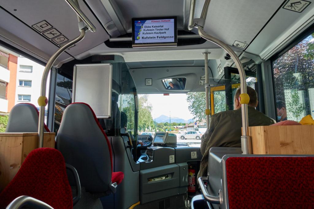 Bus nach Ebbs Schanz (Foto: Martin Heppner)