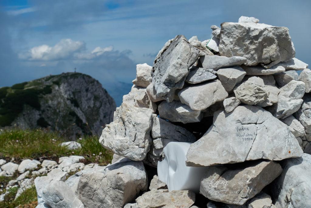 Gipfel Vordere Kesselschneid (Foto: Martin Heppner)
