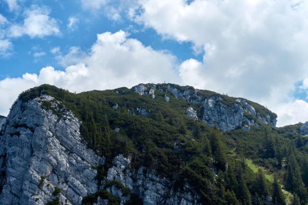 Petersköpfl von der Naunspitze aus (Foto: Martin Heppner)