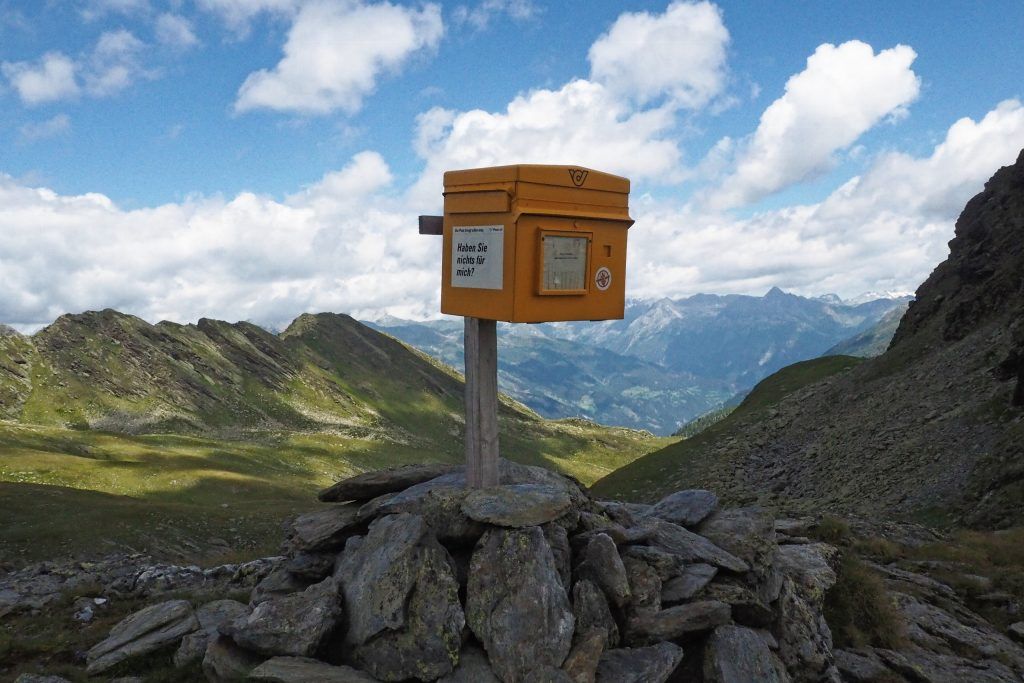 Briefkasten am Kirschentörl. Foto: Petra Jens