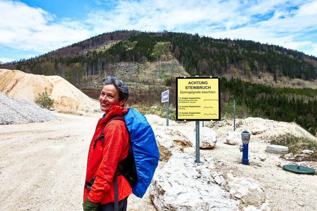 Kalksteinbruch Pfaffenboden