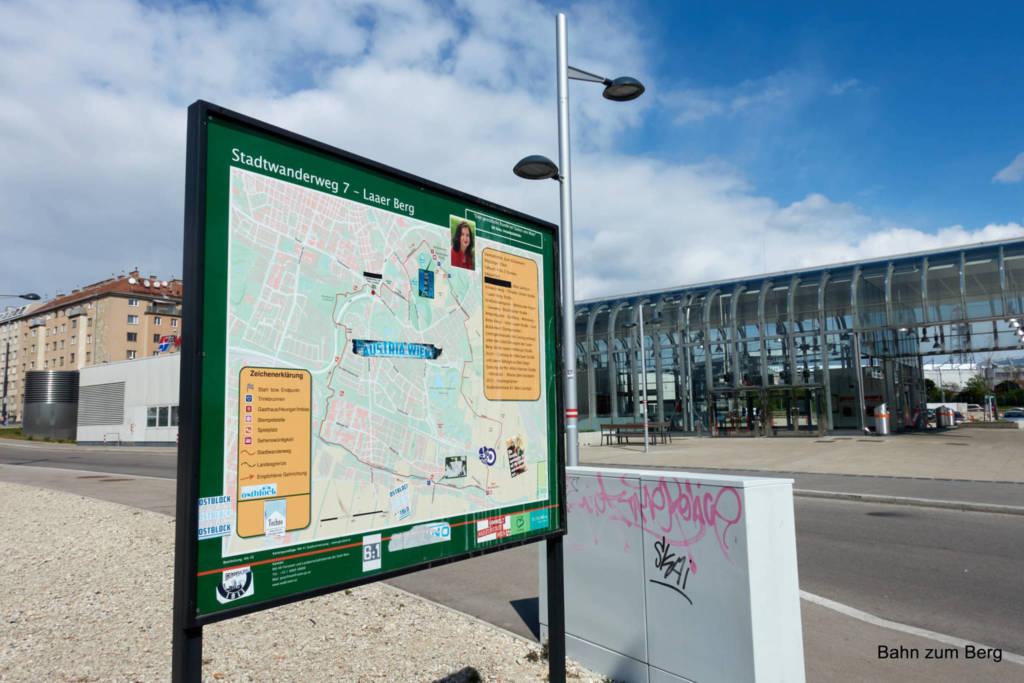 U1 Station Altes Landgut. Foto: Martin Heppner