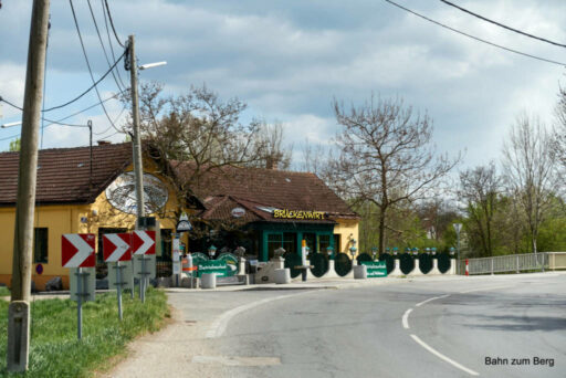 Brückenwirt. Foto: Martin Heppner