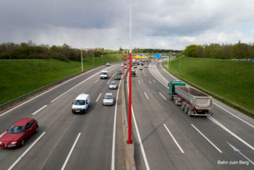 Autobahn. Foto: Martin Heppner