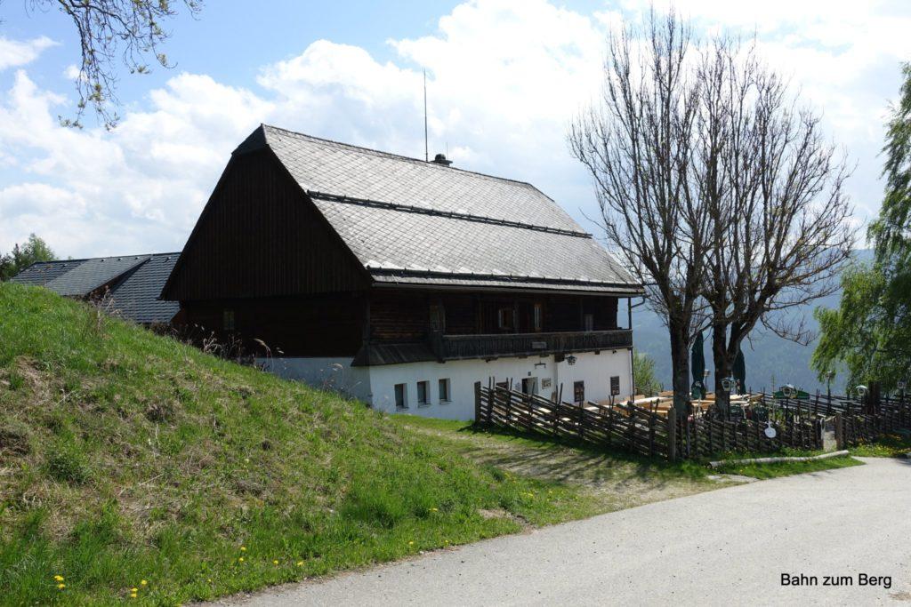 Startpunkt: Gasthaus Pierer