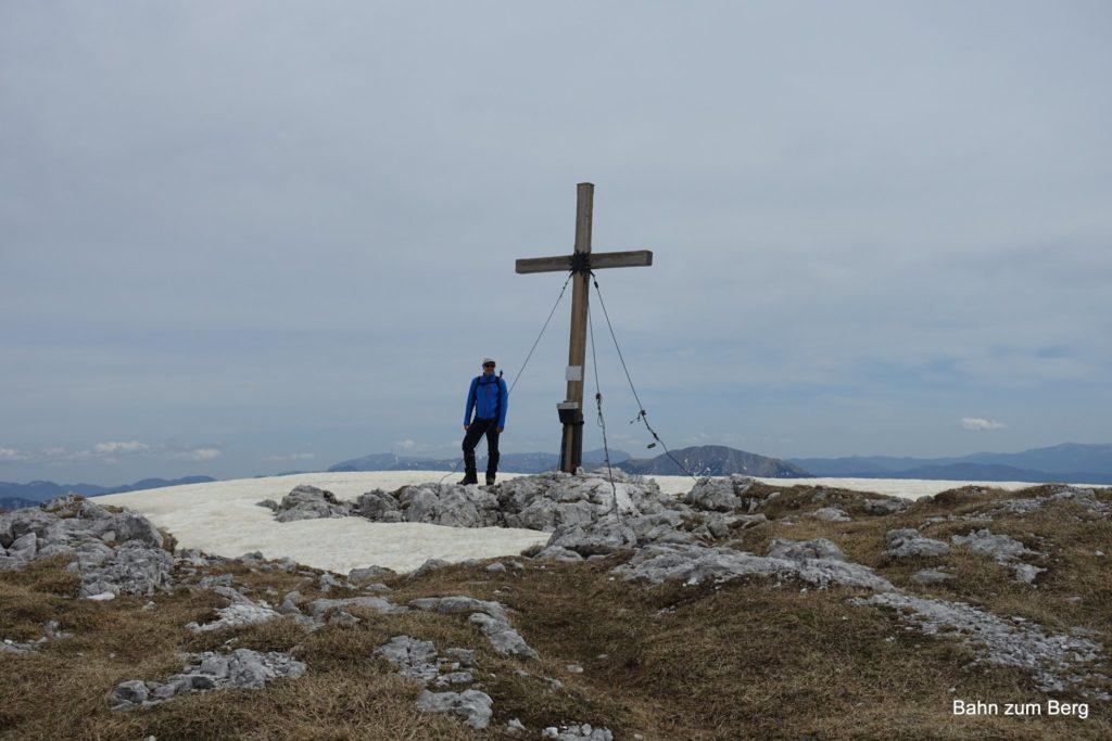 Gipfel Hohe Weichsel