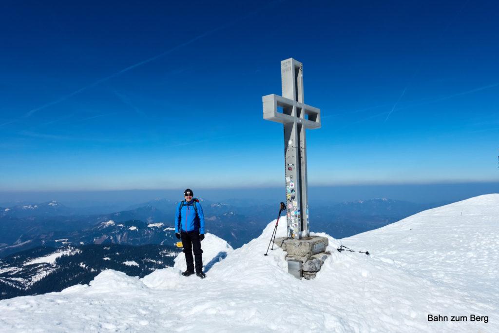 Gipfel Klosterwappen / Hochschneeberg