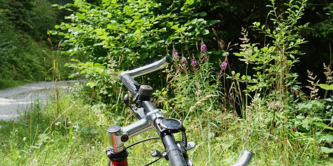 Mountainbiketour auf den Hochanger