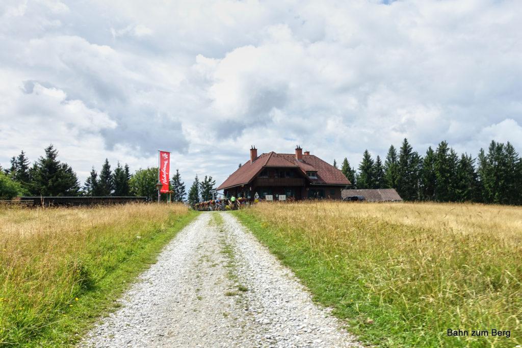 Schutzhütte Hochanger