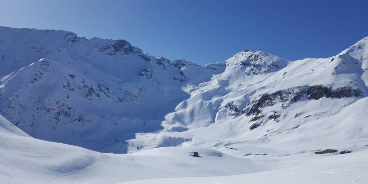 Skitour auf die Romatenspitze