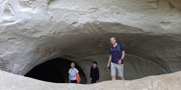 Sandsteinhöhlen Blindenmarkt