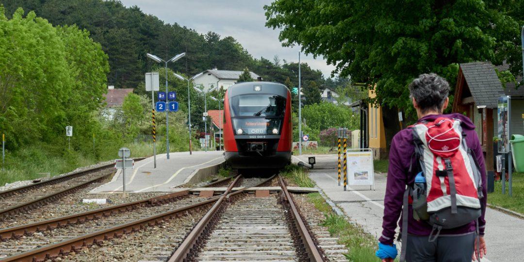 Bahnhof Grünbach am Schneeberg