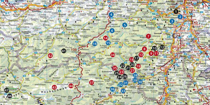 Empfehlung: Wanderbuch mit Bahn und Bus