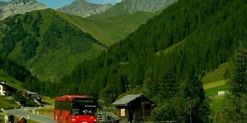 Bergtouren mit