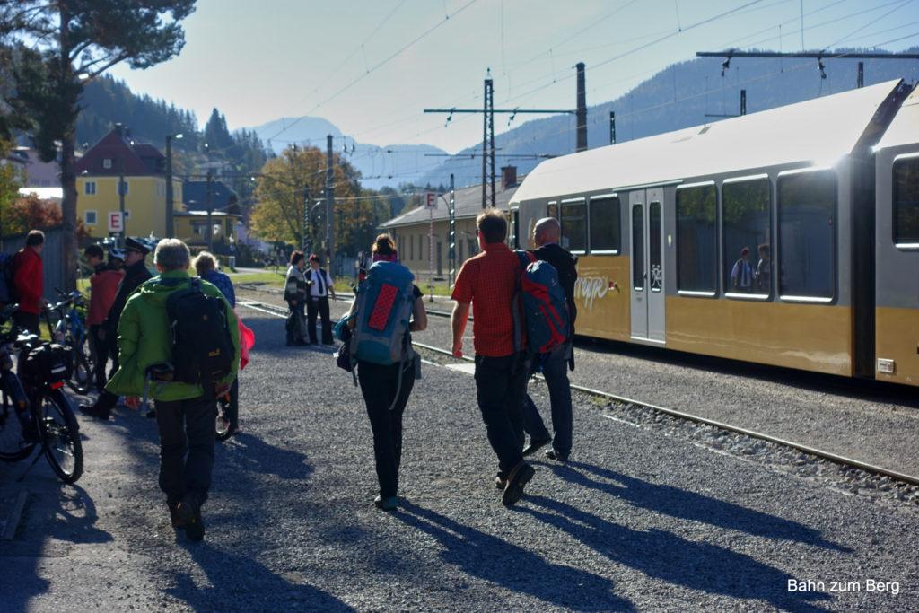 Bahnhof Mariazell