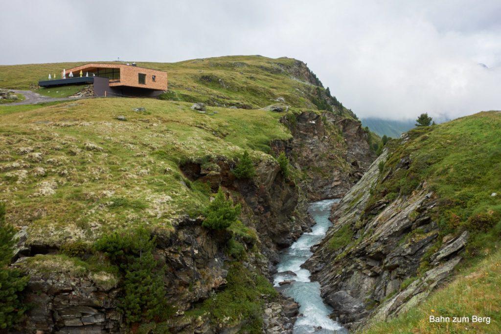 Schönwieshütte mit Rotmoosache