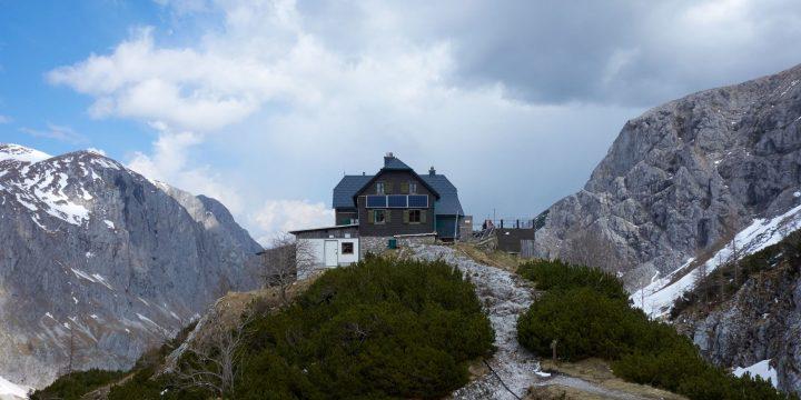 Die 4 schönsten Wege von Wien zur Voisthalerhütte