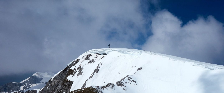 Gipfelkreuz Hochschwab