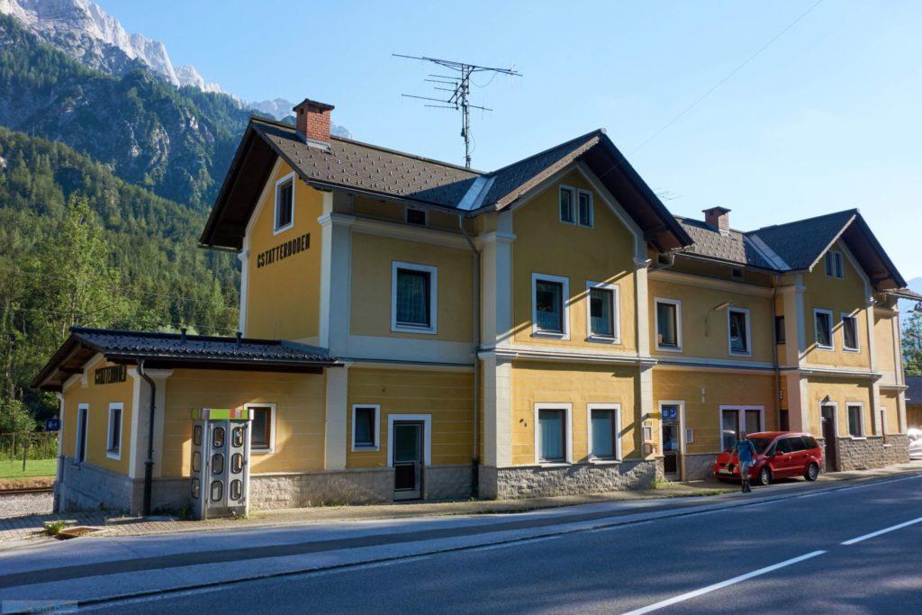 Bahnhof Gstatterboden