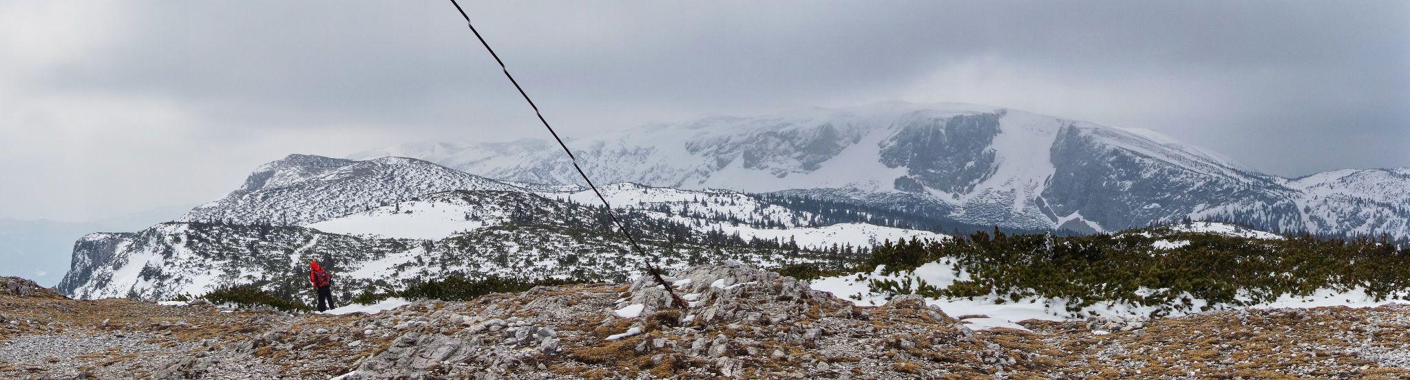 Panorama vom Jakobskogel nach Westen. Foto: Martin Heppner