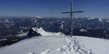 Skitour Tamischbachturm