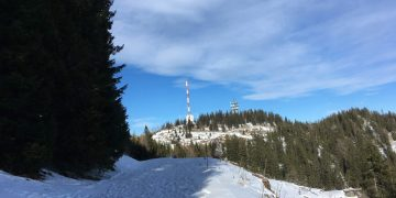 Winterwanderrunde auf den Sonnwendstein