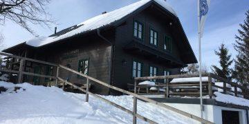 Drei-Hüttenwanderung Hainfeld – ein Wintermärchen