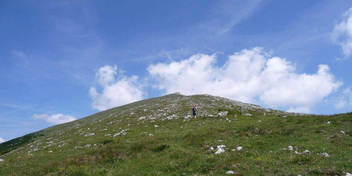 Überschreitung Schneeberg