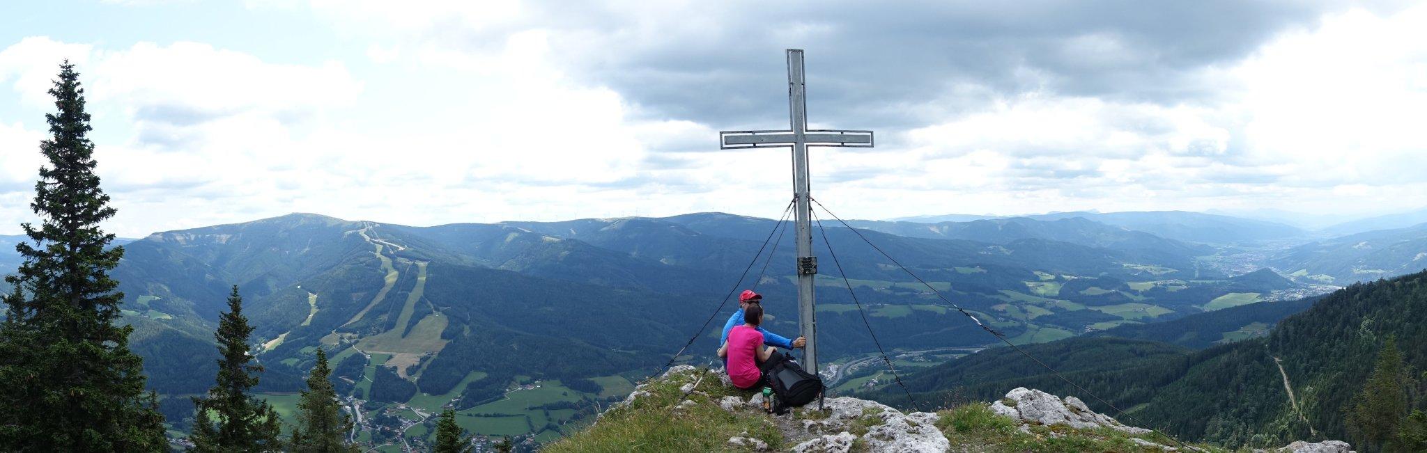 Panorama Kampalpenkreuz