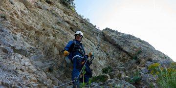 Klettersteig Türkensturz