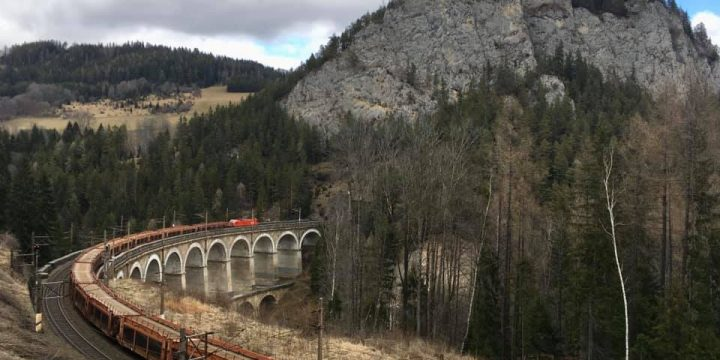 Der niederösterreichische Bahnwanderweg