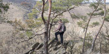 Von Znojmo zum Sealsfieldův Kámen
