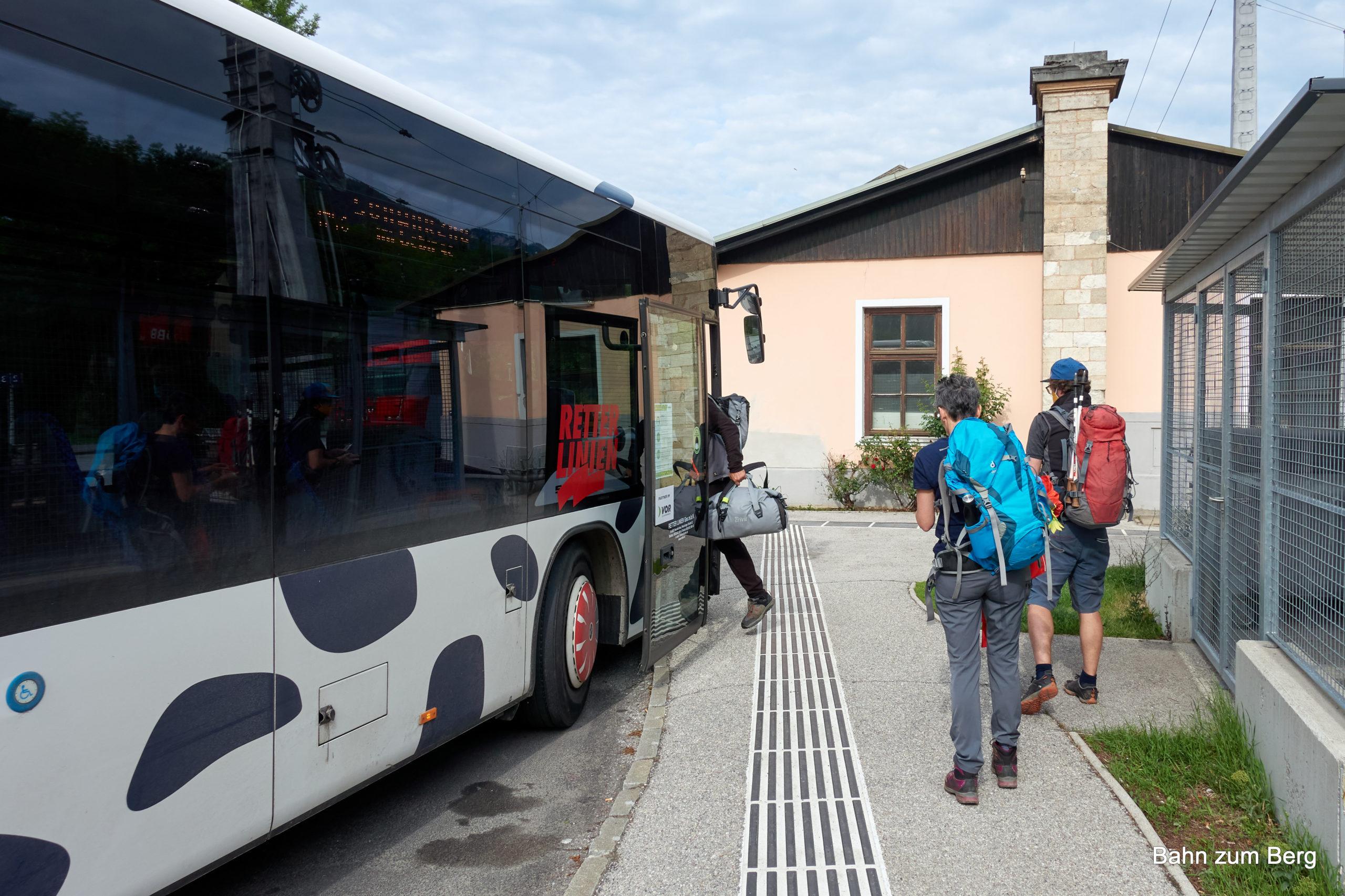 und Bus. Foto: Martin Heppner
