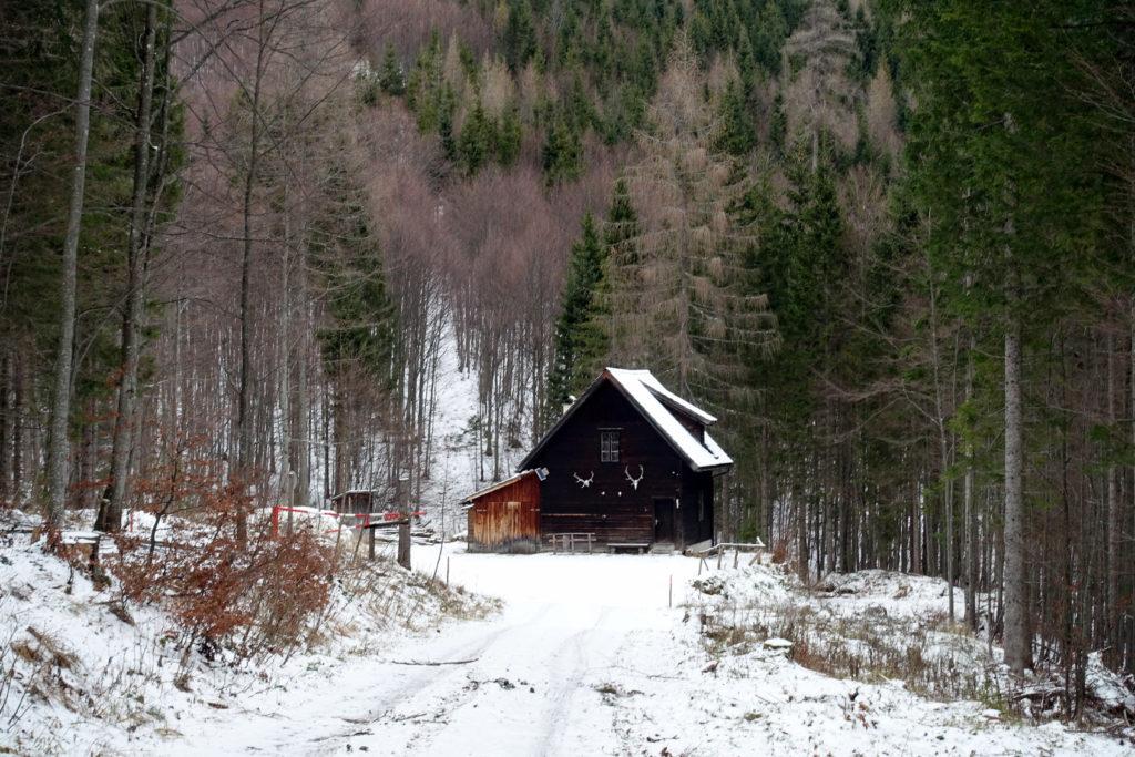 Jagdhütte am Kastenriegel