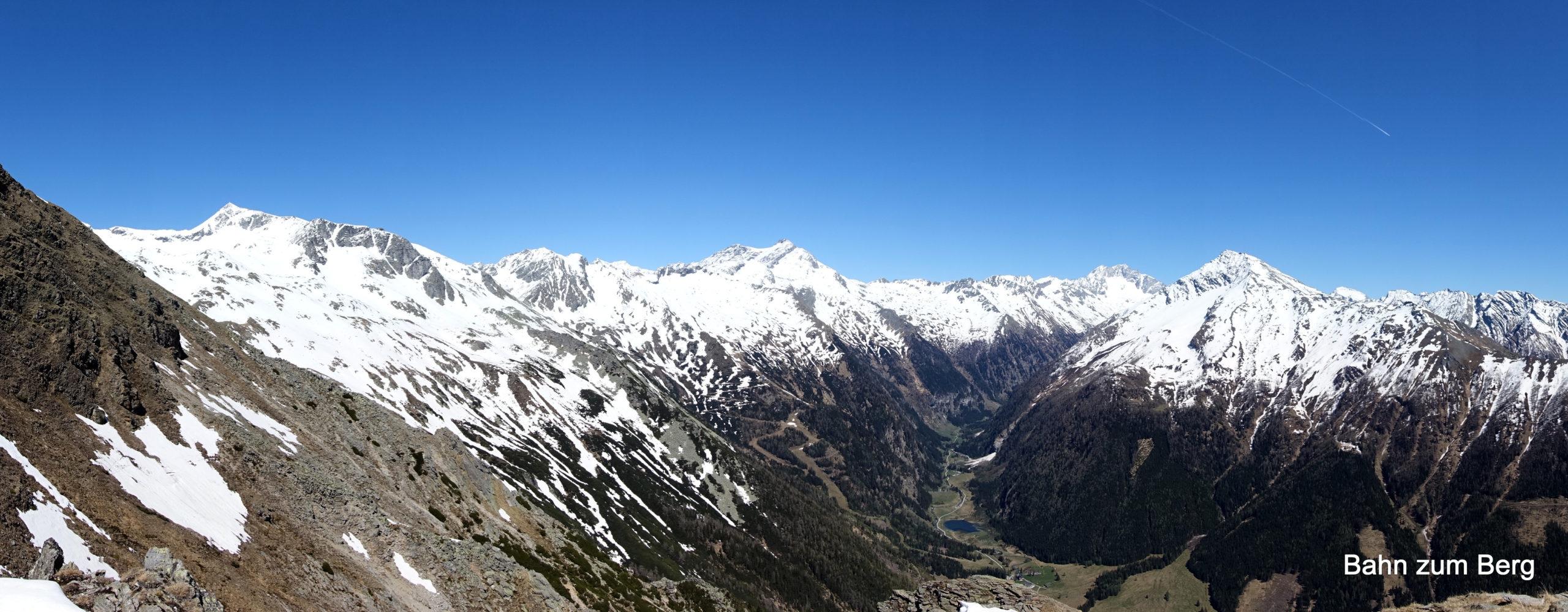 Panorama Ankogel. Foto: Martin Heppner