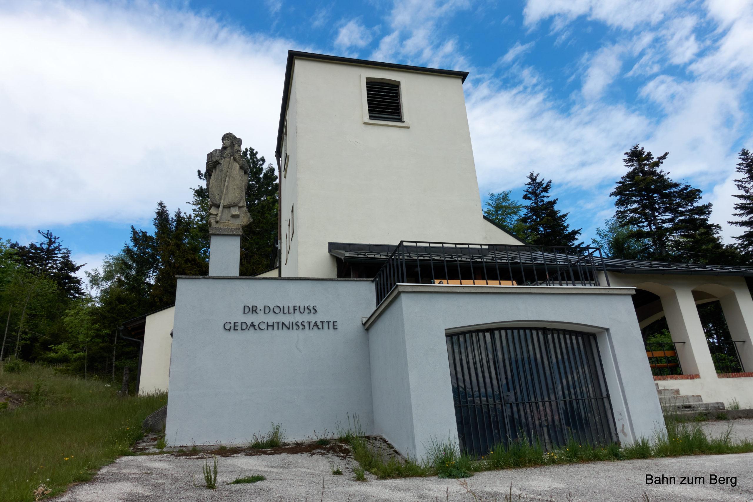 Engelbertkirche Hohe Wand. Foto: Martin Heppner