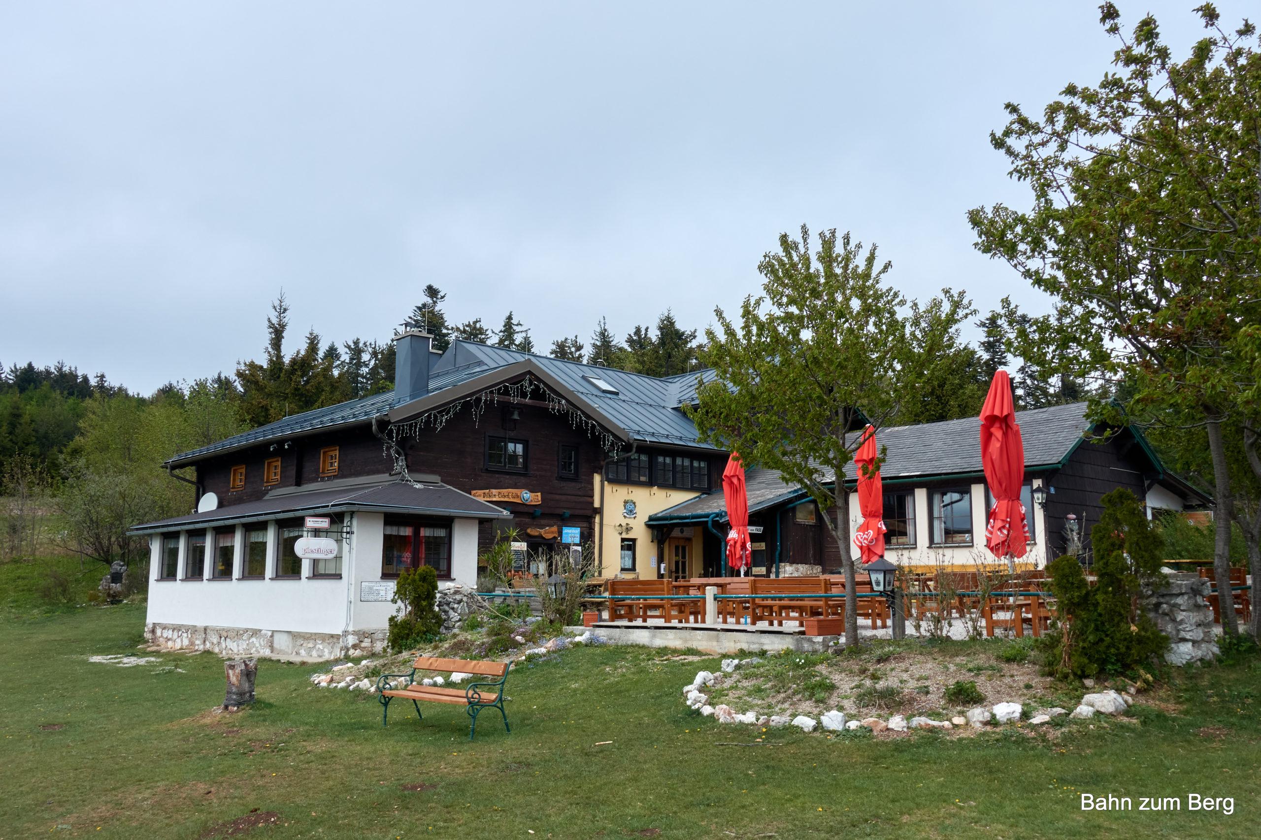 Wilhelm-Eichert-Hütte. Foto: Martin Heppner