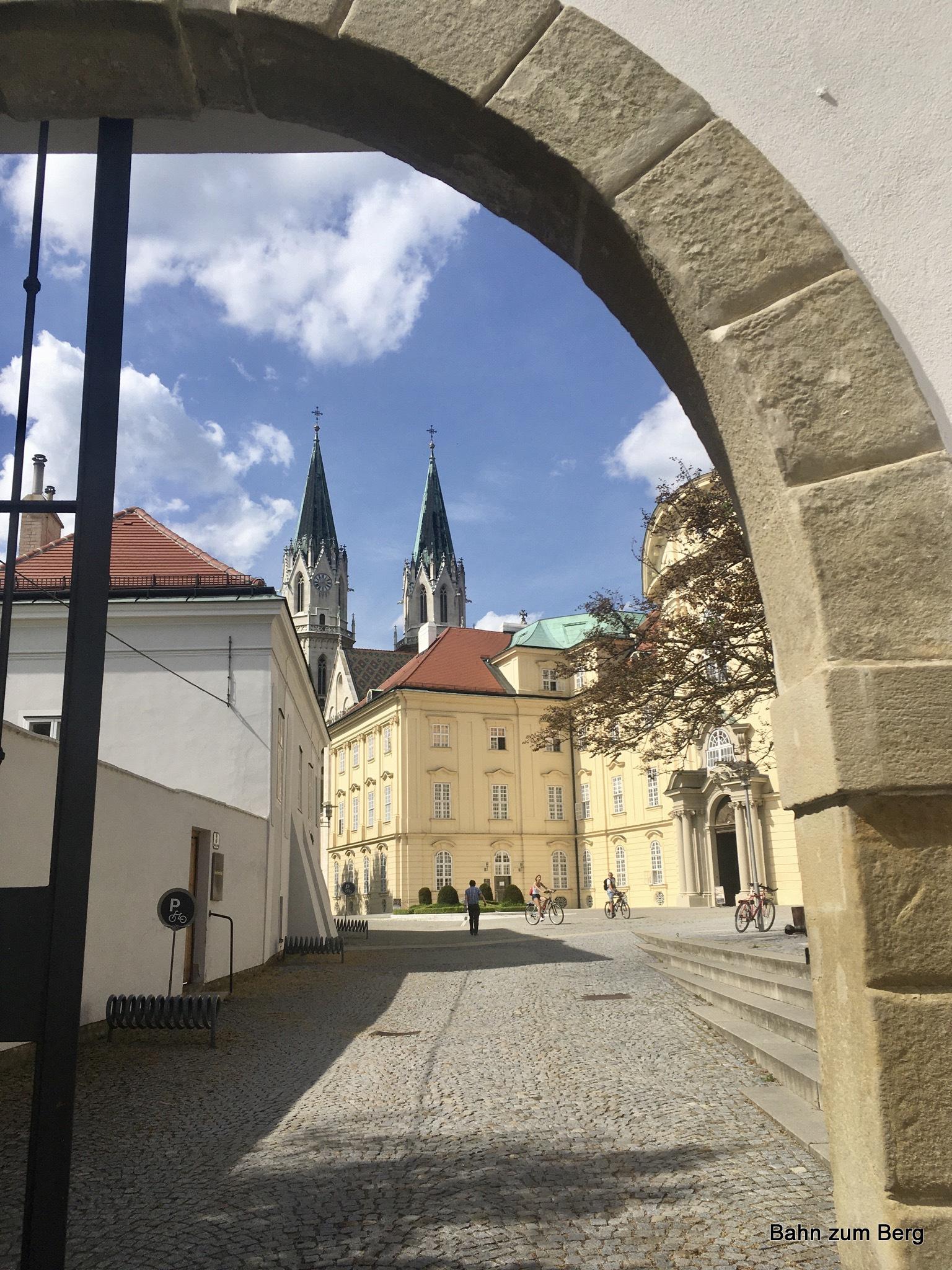 Klosterneuburg. Foto: Veronika Schöll