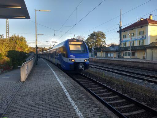 BRB nach Salzburg. Foto: Nikolaus Vogl