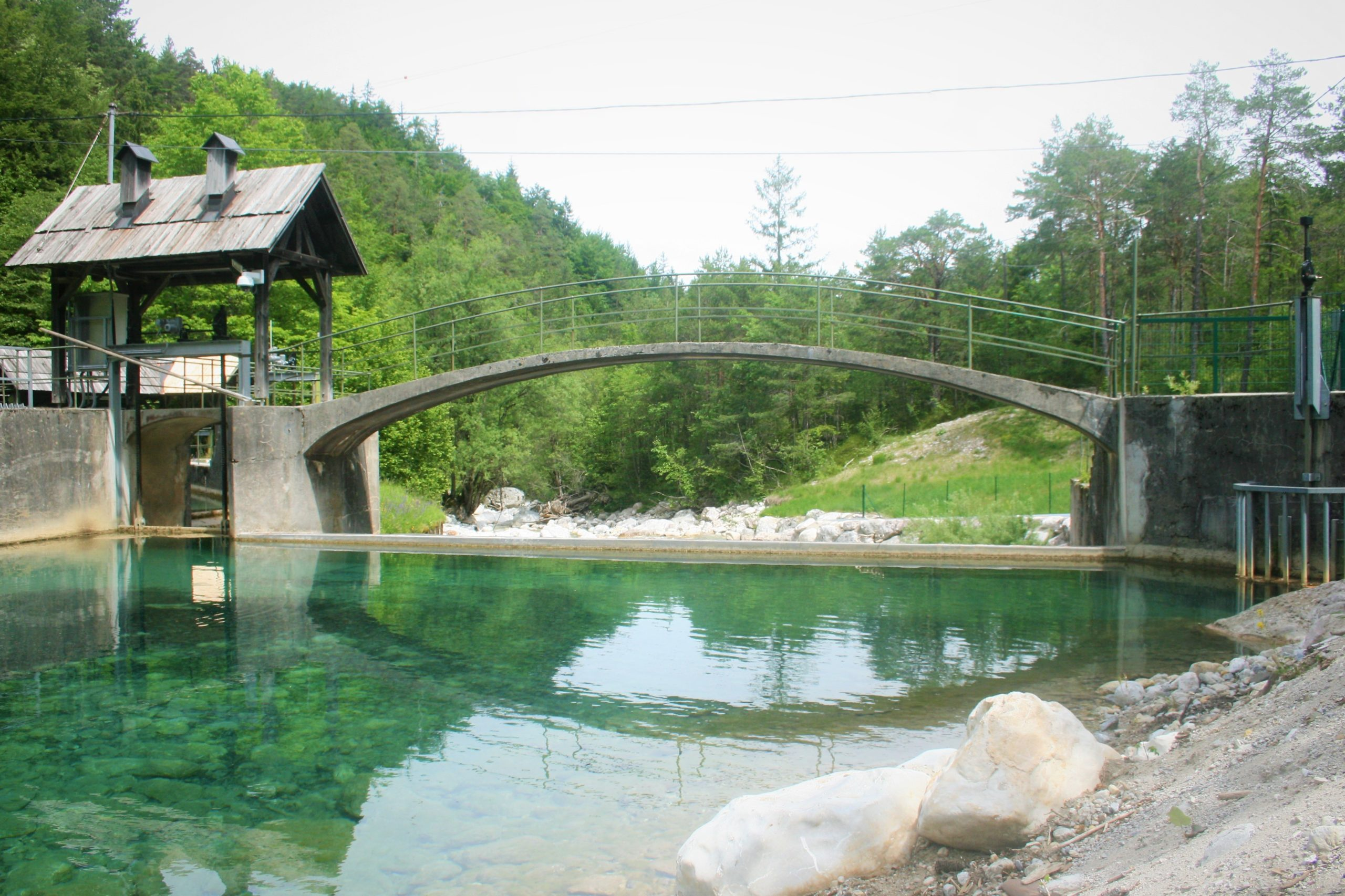 Brücke. Foto: Birgit Frank