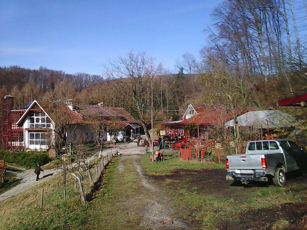 Redlinger Hütte. Foto: Johann Fischer