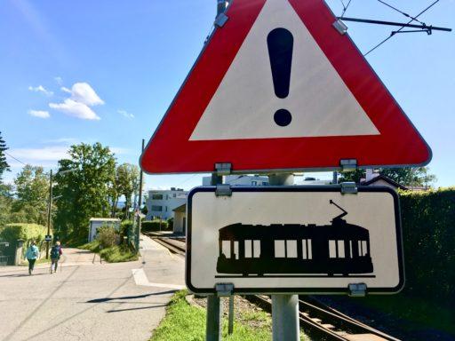 Straßenbahn zum Pöstlingberg. Foto: Stefan Hochhold