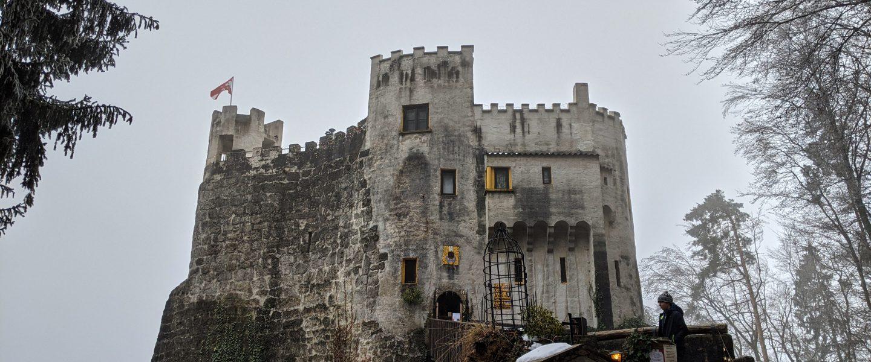 Burg Grimmenstein. Foto: Martin Heppner