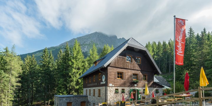 Rohrauerhaus. Foto: Alfred Leitgeb