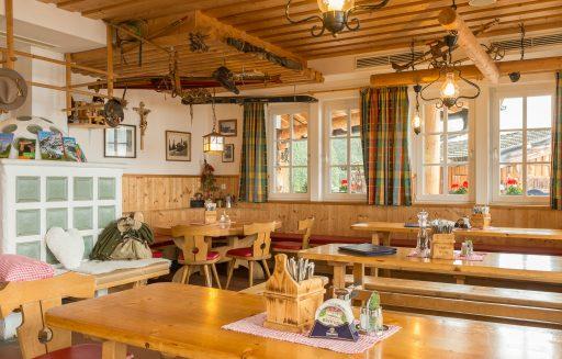 In der Pinzgauer Hütte. Foto: Alfred Leitgeb