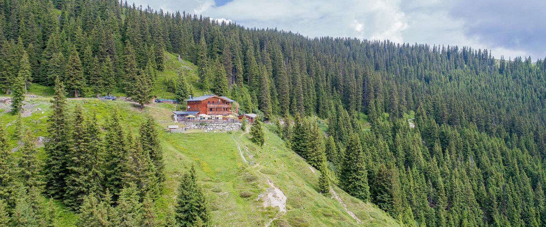 Pinzgauer Hütte. Foto: Naturfreunde Österreich