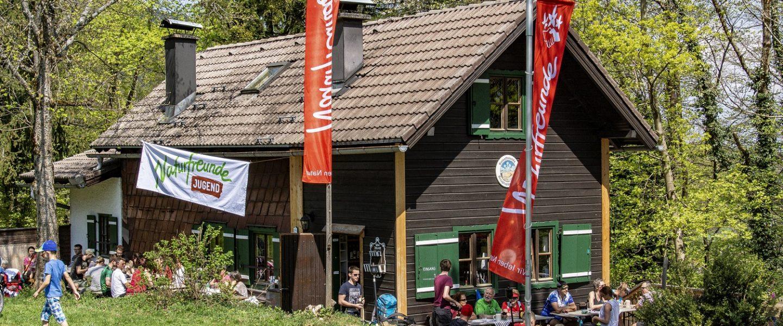 Rauchenbühelhütte. Foto: Helmut Winter