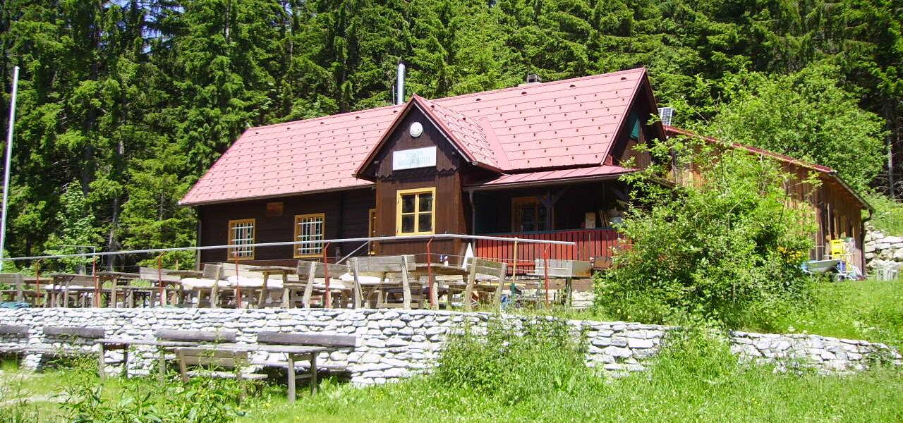 Johann-Waller-Haus. Foto: Naturfreunde Österreich